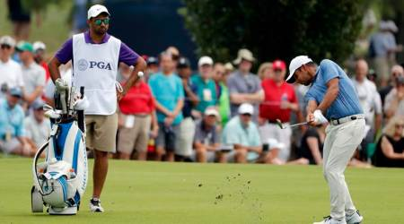 Steady start for Shubhankar Sharma, Anirban Lahiri at PGA Championship
