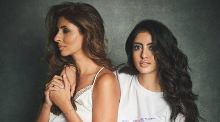 shweta bachchan and navya naveli nanda latest photo