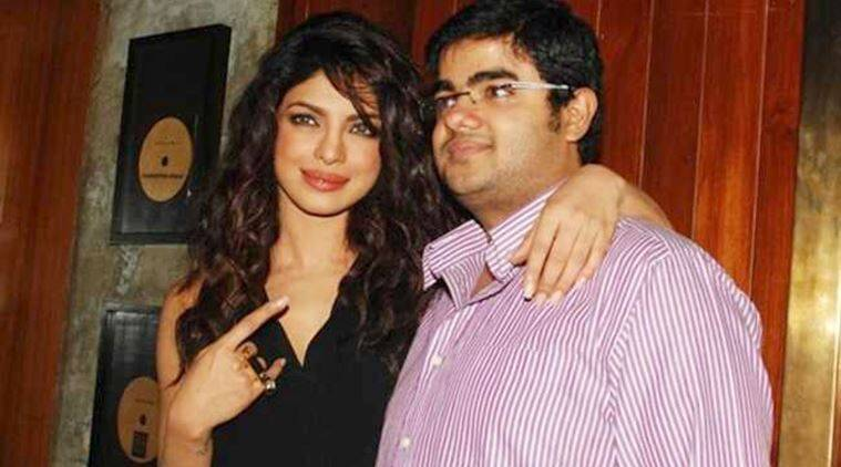 Siddharth Chopra brother Priyanka Chopra
