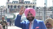 Navjot Singh Sidhu: My hugging Pakistan Army chief should not be seen in bad light