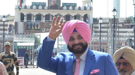 Navjot Sidhu: My hugging Pakistan Army chief should not be seen in bad light