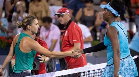 Simona Halep dominates Venus Williams to end long day at Rogers Cup