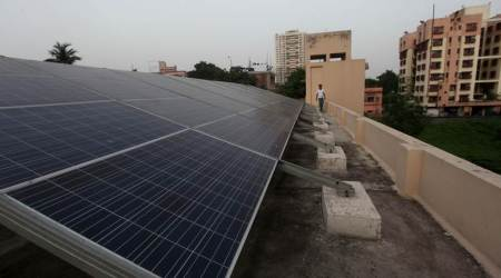 Chandigarh solar panels, Solar panels in Chandigarh, Punjab and Haryana High Court, Haryana High Court, Chandigarh small enterprises, Chandigarh medium enterprises, Chandigarh news, City news, Indian Express