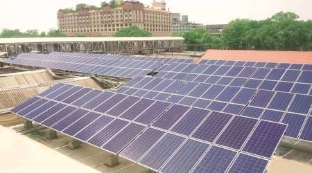 PMC aims at 1 MW solar power, to start with panels on 4 civic buildings
