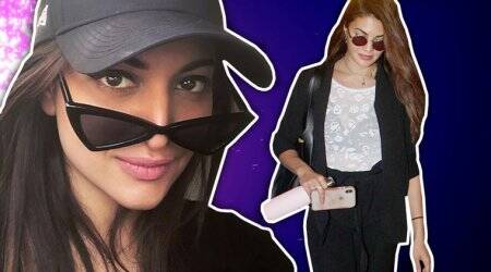 Sonakshi Sinha to Jacqueline Fernandez: Bollywood stars show chic ways to add black to travel outfits