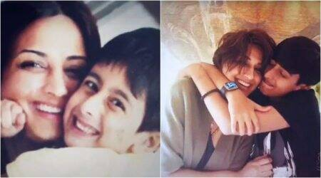 Sonali Bendre wishes son Ranveer on his birthday in an emotional post