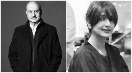 Anupam Kher: Sonali Bendre is my hero