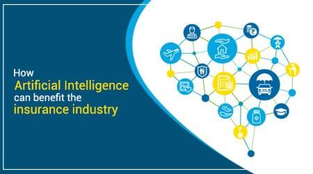 Artifical intelligence, Insurance companies, AI in Insurance cos., faster claim, risk assessment, Insurance buying and selling, Business, Indian Express