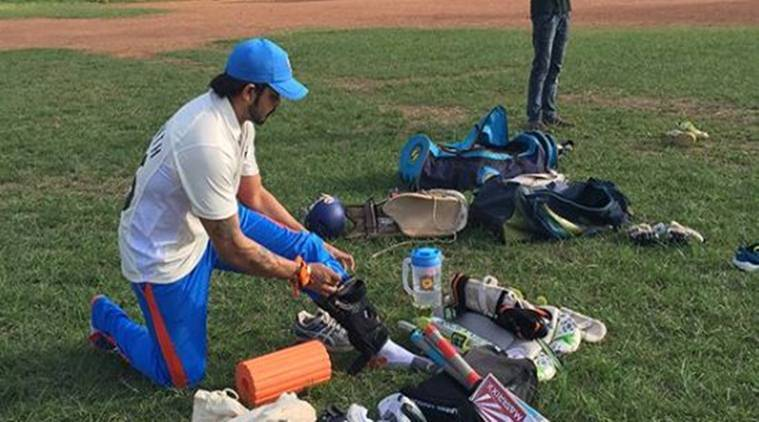 Watch: S Sreesanth returns to the cricket field