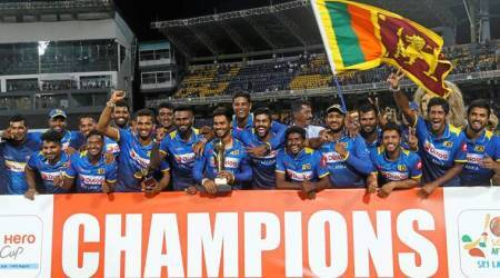 Sri Lanka beat South Africa by three wickets in one-off T20I