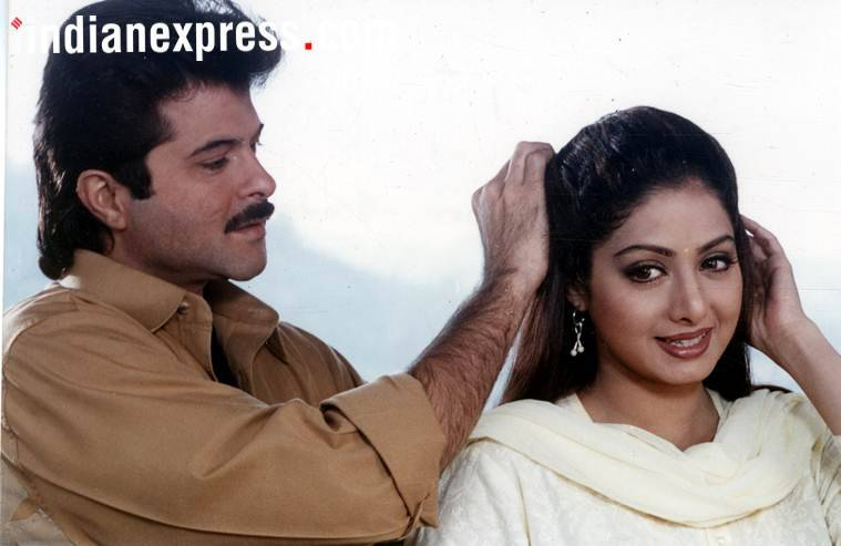 sridevi with anil kapoor
