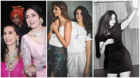 Have you seen these photos of Sridevi, Navya Nanda and Sonam Kapoor?