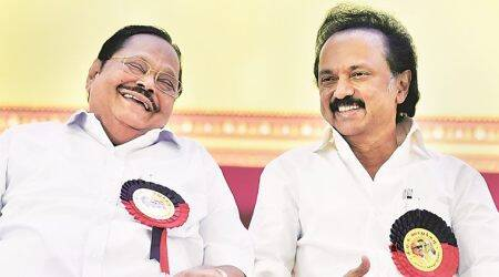 MK Stalin takes over as DMK chief, targets Centre &state