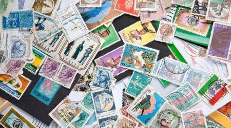 most expensive stamps in the world, valuable stamps in world, expensive stamps to collect, stamps with great history, first stamp in world, The Penny Black, The Penny Red, Inverted Jenny, Benjamin Franklin stamp, The British Guiana 1c Magenta, The Treskilling Yellow, indian express, indian express news