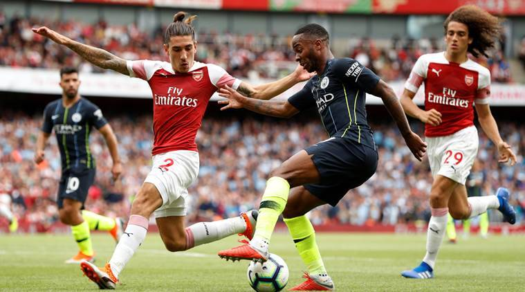 Arsenal vs Manchester City, Premier League 18-19