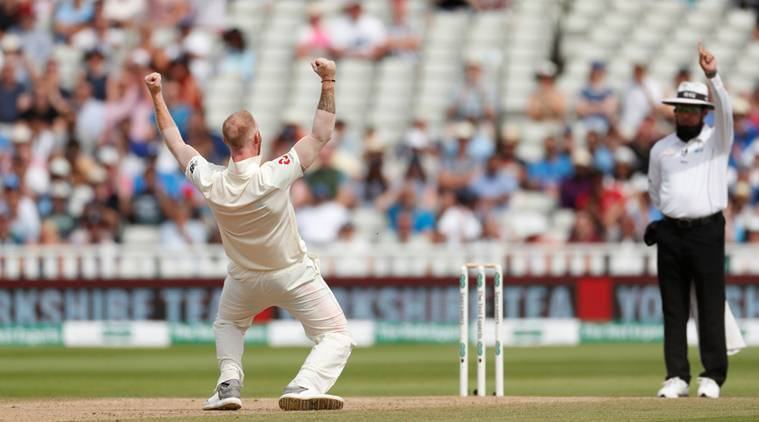India vs England: Ben Stokes packs a punch, floors India