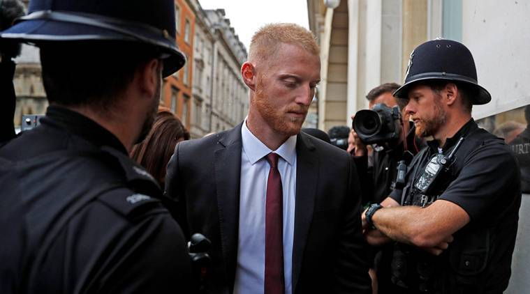 Ben Stokes trial: soldier grabbed metal bar after knockout punch