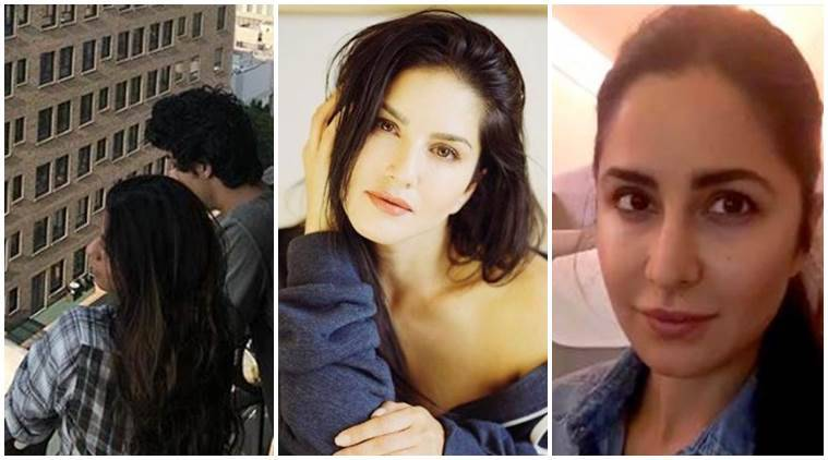 Suhana Khan, Sunny Leone, Katrina Kaif social media photos