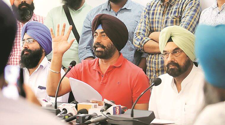 Chandigarh: Sukhpal Khaira demands White Paper on recent attacks in Punjab