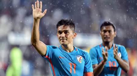 Sunil Chhetri might skip SAFF Cup