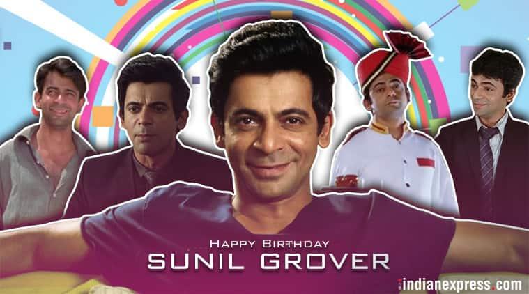 Happy birthday Sunil Grover