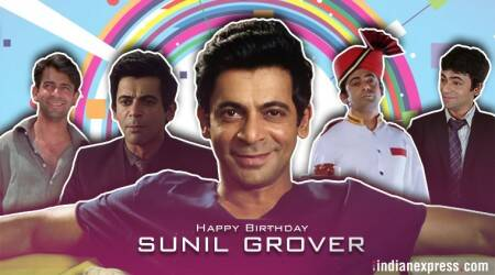 Before Bharat and Patakha, here's a look at birthday boy Sunil Grover's filmycareer