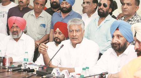 Faridkot rally last nail in SAD's coffin, says PCC chief Sunil Jakhar