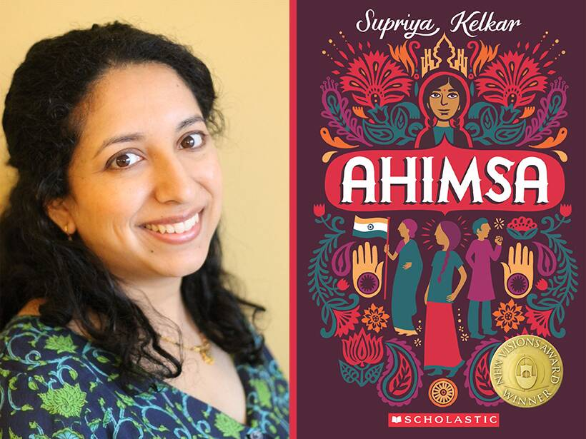 Ahimsa, Supriya Kelkar, childrens books