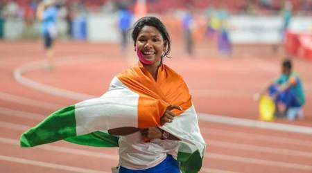 Asiad gold medallist Swapna Barman to get customised Adidas shoes