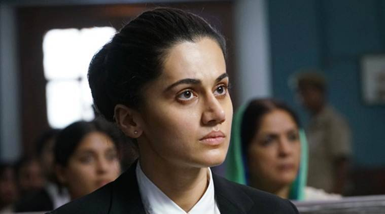Taapsee Pannu's film banned in Pakistan