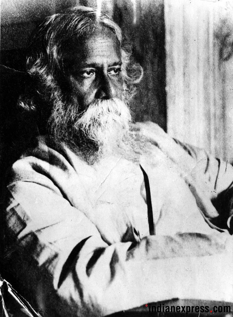 Rabindranath Tagore's 77th death anniversary: Rare photos of 'Gurudev' with Mahatma Gandhi