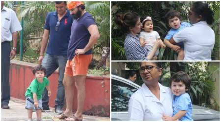 Have you seen the latest photos of Taimur Ali Khan?