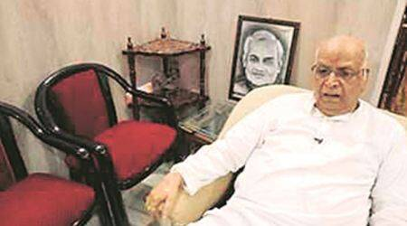 Protege recalls Vajpayee's 1996 win from Lucknow
