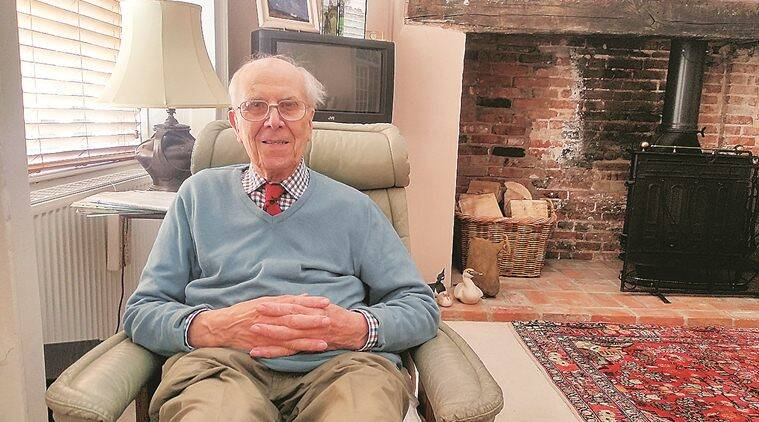 Race is not an issue now, says Tebbit, who devised loyalty test for UK-Asians