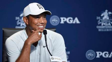 Tiger Woods trying something new at PGA Championship