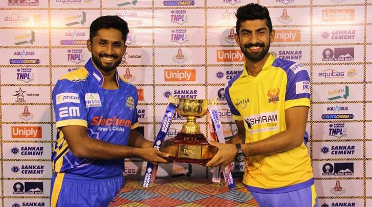 TNPL 2018 Final Live score Live streaming Dindigul Dragons vs Madurai Panthers: Madurai win toss, elect to bowl first