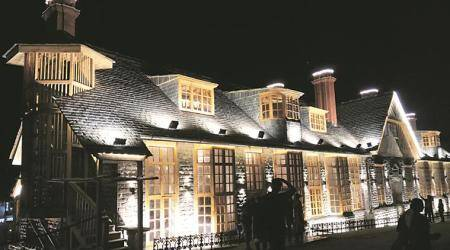 Rs 8 Crore Restoration: Shimla Town Hall comes alive again