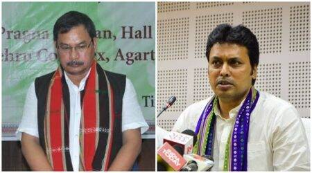 Tripura BJP govt, ally IPFT strike discordant note over NRC revision instate