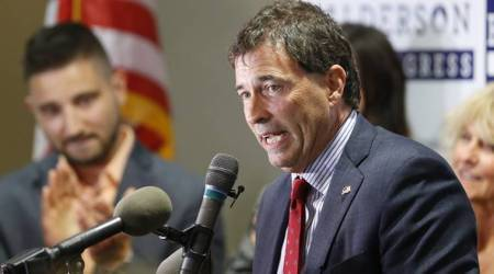 Donald Trump-backed Republican leads close US House race in Ohioelections