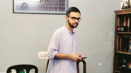umar khalid, northeast riots, delhi riots, umar khalid tihar jail, umar khalid uapa case, umar khalid in jail, delhi city news