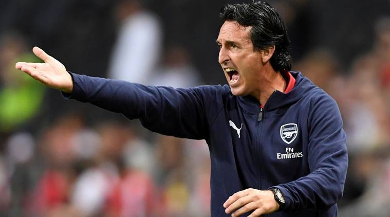 Unai Emery confirms new Arsenal captain