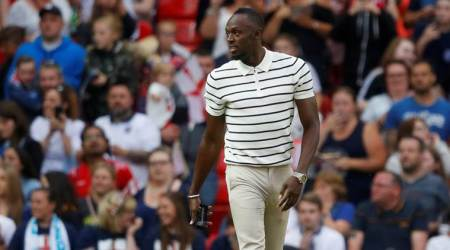 Usain Bolt agrees to practice deal with Australian football club