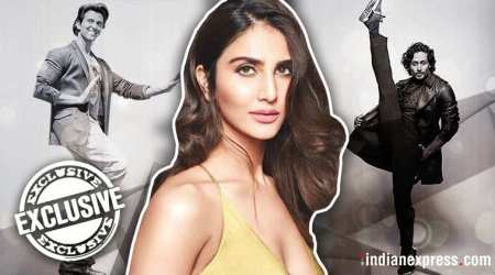 Vaani Kapoor on dance-off with Tiger and Hrithik: I stand no chance