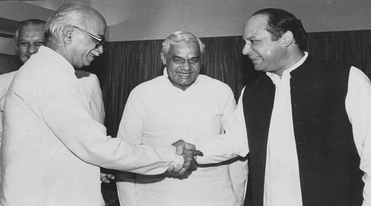 atal bihari vajpayee, atal vihari vajpayee, vajpayee dead, vajpayee indian lahore bus, vajpayee book, indian express, indian express news