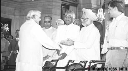Atal Bihari Vajpayee's charm kept coalition alive, opponents happy