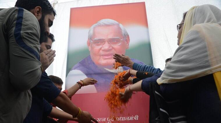 Vajpayee death, Atal Bihari Vajpayee, Shiv Sena, Sanjay Raut, India news, Indian Express news