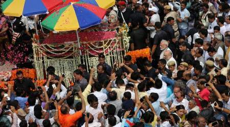 Nation mourns the loss of former PM Atal Bihari Vajpayee