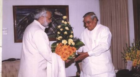 Atal ji will live on in hearts and minds of every India:Modi
