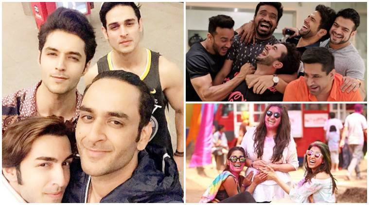 Vikas Gupta, Rithvik Dhanjani, Kishwer Merchantt great friendships