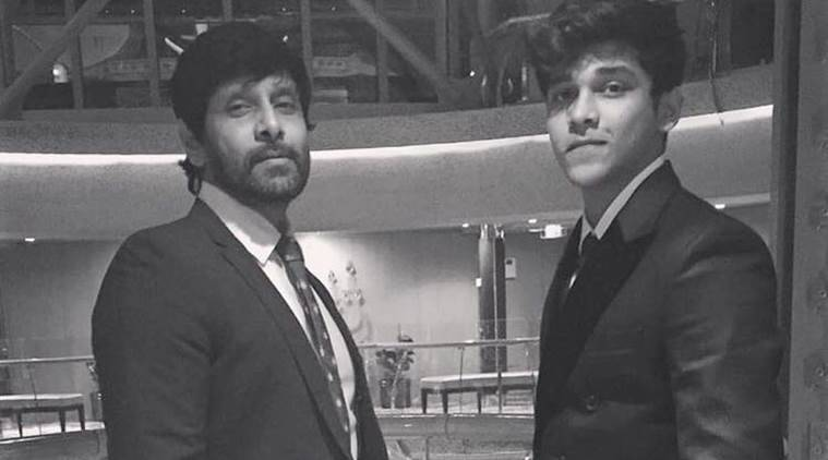 Dhruv Vikram rams his auto into rickshaws